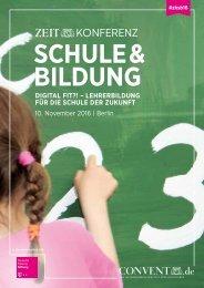 schule & BildunG