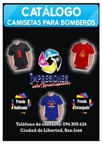 Catálogo Bomberil 2016