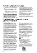 KitchenAid OKG 143 - Refrigerator - OKG 143 - Refrigerator FR (855100312030) Istruzioni per l'Uso - Page 2
