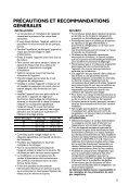 KitchenAid OKG 143 - Refrigerator - OKG 143 - Refrigerator FR (855100312030) Istruzioni per l'Uso - Page 3