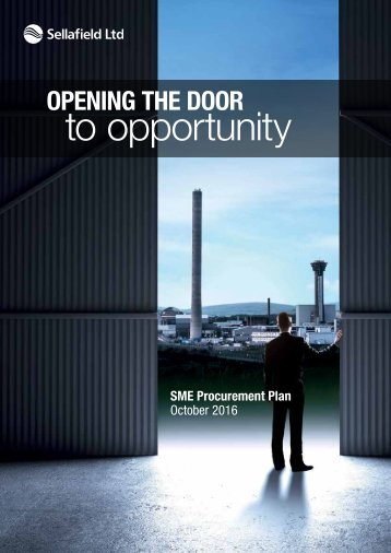 to opportunity