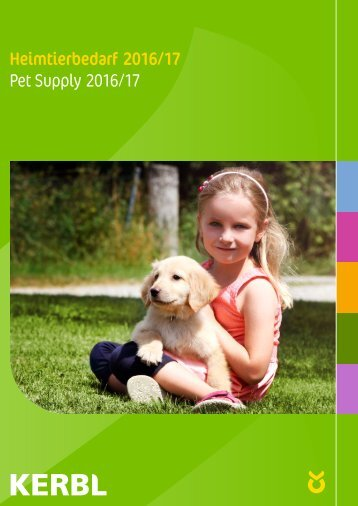 Kerbl Pet Supply 2016/17