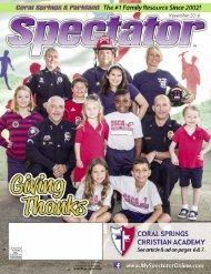 Spectator Magazine November 2016