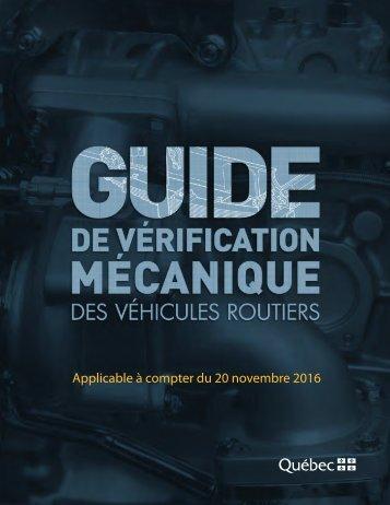 Applicable à compter du 20 novembre 2016