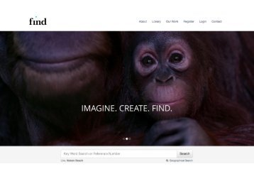 We Are Find UK Ltd - Official Website layout