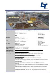 RUHR OEL GmbH, Werk Horst, Gelsenkirchen - LimnoTec
