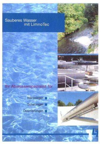 Page 1 Page 2 Ihr Abwasserproblern Klärantage Deuz @C Unsere ...