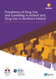 Prevalence of Drug Use and Gambling in Ireland and Drug Use in Northern Ireland