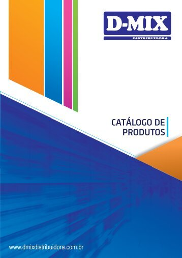 CATÁLOGO D-MIX - PRÉ FINALIZADO