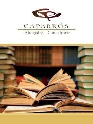 brochure Caparros