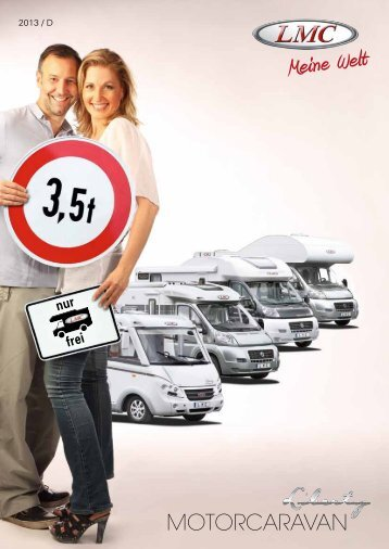 Motorcaravan - LMC Caravan