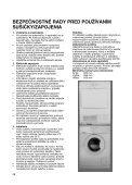 KitchenAid CDP635MB - Dryer - CDP635MB - Dryer SK (854023701090) Istruzioni per l'Uso - Page 2