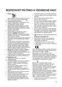 KitchenAid CDP635MB - Dryer - CDP635MB - Dryer SK (854023701090) Istruzioni per l'Uso - Page 3