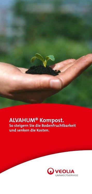 ALVAHUM® Kompost. - Veolia Umweltservice
