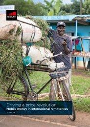 Driving a price revolution