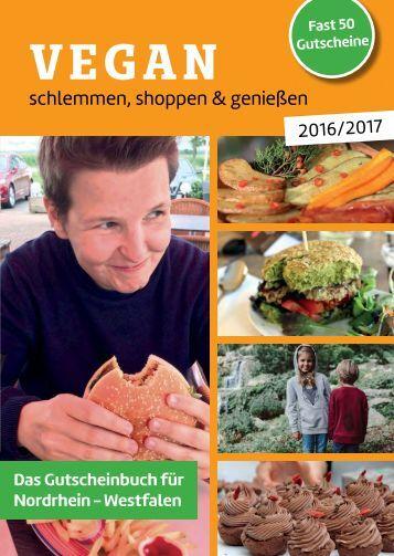 VEGAN schlemmen, shoppen & genießen (2016/2017)