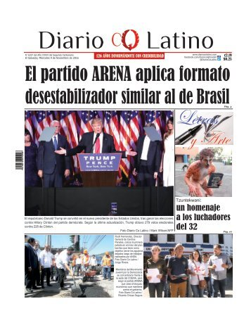Edición 09 de Noviembre de 2016