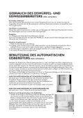KitchenAid US 20RUL - Side-by-Side - US 20RUL - Side-by-Side DE (858644711000) Istruzioni per l'Uso - Page 6