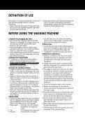 KitchenAid MAXY 13 - Washing machine - MAXY 13 - Washing machine EN (857007686200) Istruzioni per l'Uso - Page 2