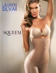 Squeem Shapewear Collection at LaurenSilva.com
