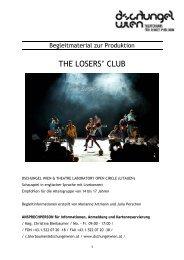Begleitmaterial The Losers' Club - Dschungel Wien