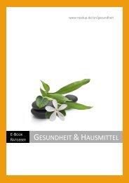 Gesundheit & Hausmittel - Readup.de