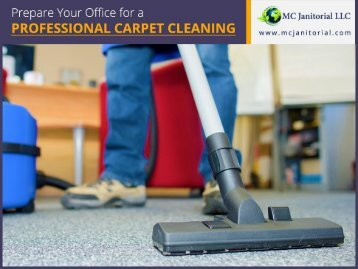 Tips to Prepare Your Office for a Professional Office Cleaning