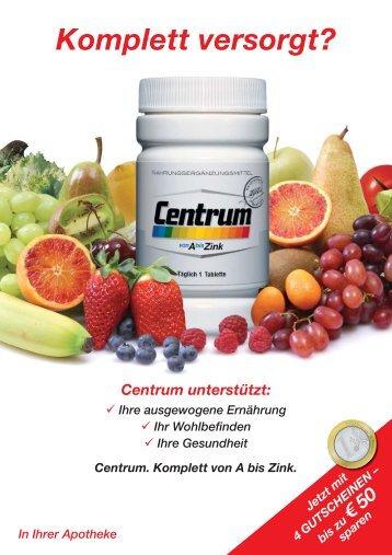 Vitamin- Gutschein - Seniorkom.at
