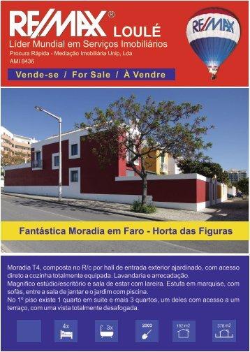 Moradia T4 - Horta das Figuras