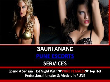 High Profile Escorts Dating Services PUNE