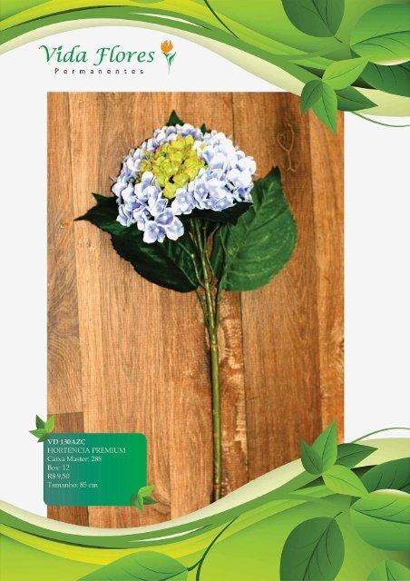 Flores Diversas - Vida Flores Permanentes