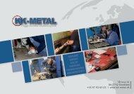 KK Metal P/S brochure