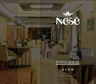 White house menu RU