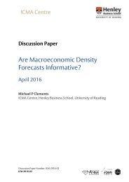 Are Macroeconomic Density Forecasts Informative?