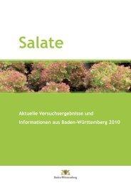 Düngeverordnung im Gartenbau - Baden-Württemberg