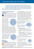 The European regulatory system for medicines - Page 2