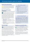 The European regulatory system for medicines - Page 3