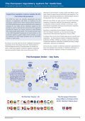 The European regulatory system for medicines - Page 5