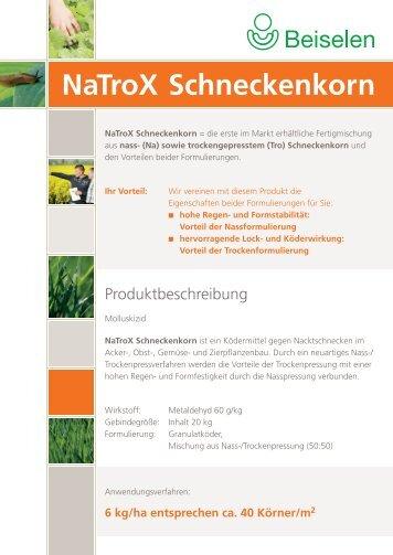 NaTroX Schneckenkorn - Beiselen