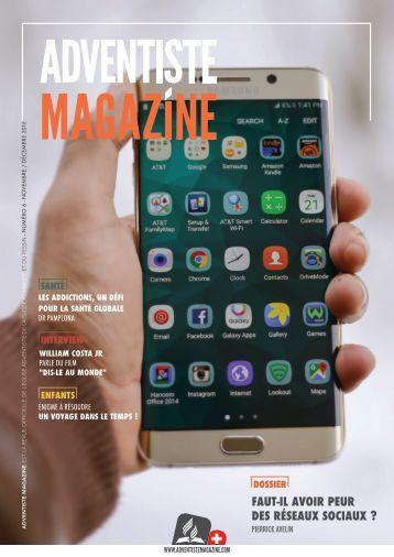 Adventiste Magazine Nov Dec 2016