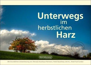 Harztour DIN A5 quer