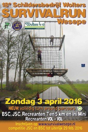 Survival Wesepe krant 2016