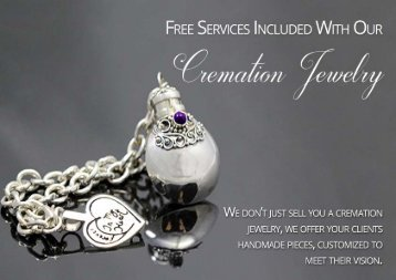 Cremation Jewelry Services