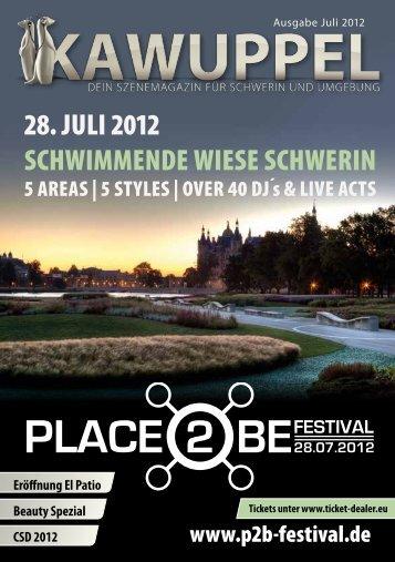 28. JULI 2012 SCHWIMMENDE WIESE SCHWERIN - kawuppel.de