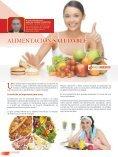 Revista: Vida Saludable 3ra. Edición - Page 6