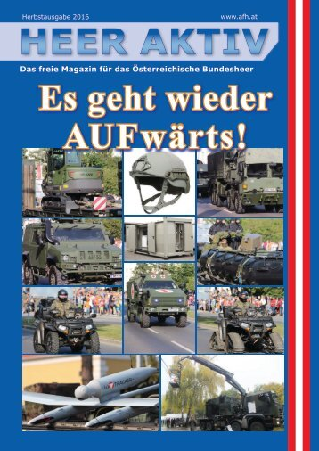AFH Herbstzeitung 2016
