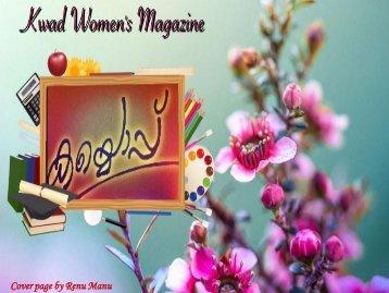 online magazine november