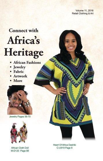 Clothing & Art Retail Catalog vol 11, 2016