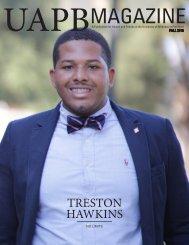 UAPB Magazine   Fall 2016 Issue