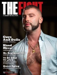 THE FIGHT SOCAL'S LGBTQ MONTHLY MAGAZINE NOVEMBER 2016